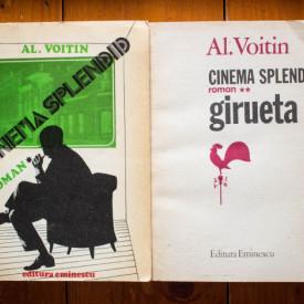 Al. Voitin - Cinema splendid. Girueta (2 vol.)
