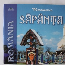 Album - Cimitirul de la Sapanta (editie hardcover)
