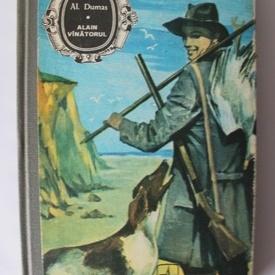 Alexandre Dumas - Alain vanatorul (editie hardcover)