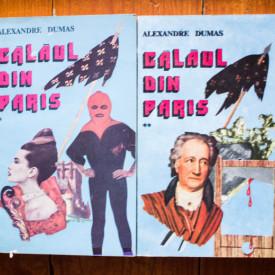 Alexandre Dumas - Calaul din Paris (2 vol.)