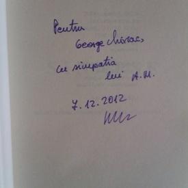Alexandru Musina - Sinapse (cu autograf)