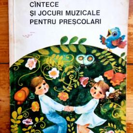 Ana Motora Ionescu - Cantece si jocuri muzicale pentru prescolari