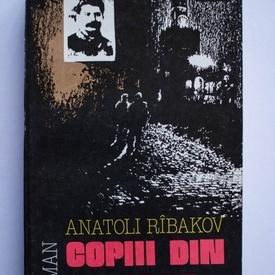 Anatoli Ribakov - Copiii din Arbat