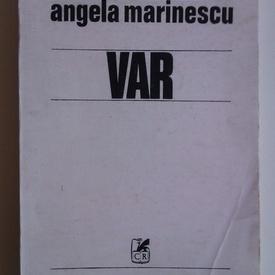 Angela Marinescu - Var (cu autograf)