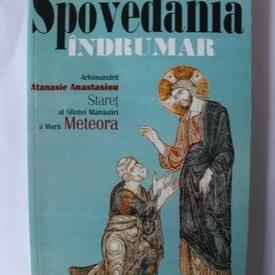 Arhimandrit Atanasie Anastasiou, staret al Sfintei Manastiri a Marii Meteora - Spovedania - indrumar