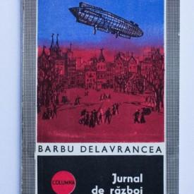 Barbu Delavrancea - Jurnal de razboi