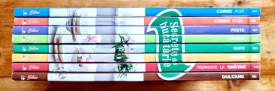 Colectia Secrete de bucatarie (Carne alba. Carne rosie. Peste. Salate. Supe. Paste. Preparate la gratar. Dulciuri) (8 vol.)