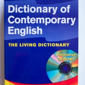 Colectiv autori - Dictionary of Contemporany English. The living dictionary