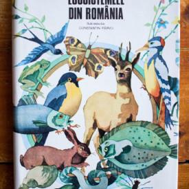 Constantin Parvu (coord.) - Ecosistemele din Romania (editie hardcover)