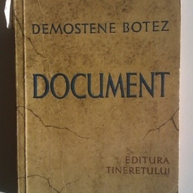 Demostene Botez - Document