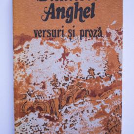 Dimitrie Anghel - Versuri si proza