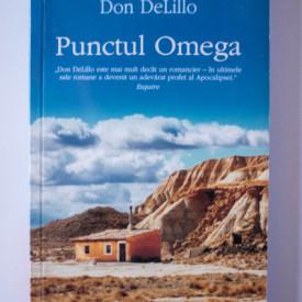 Don DeLillo - Punctul Omega
