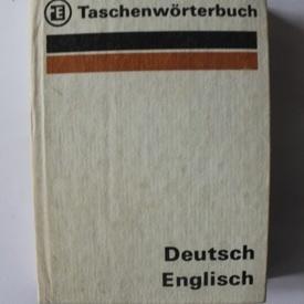 Dr. Johannes Haase, Dr. Hedwig Hansel - Dictionar german-englez (Deutsch-Englisch) (editie hardcover)