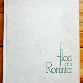 Dr. Mircea Bichiceanu, Rodica Rarau-Bichiceanu - Flori din Romania (editie hardcover)