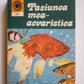 Dr. Neculai Barabas - Pasiunea mea - acvaristica