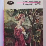 Duiliu Zamfirescu - Indreptari. Anna