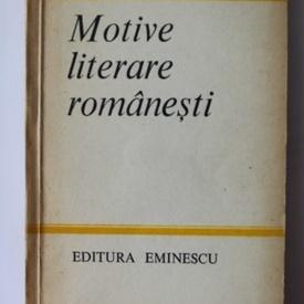 Edgar Papu - Motive literare romanesti
