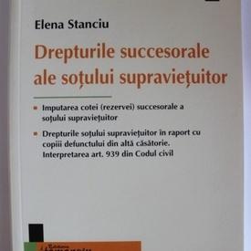 Elena Stanciu - Drepturile succesorale ale sotului supravietuitor