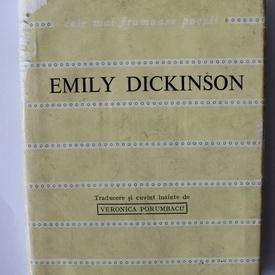 Emily Dickinson - Cele mai frumoase poezii (editie hardcover)
