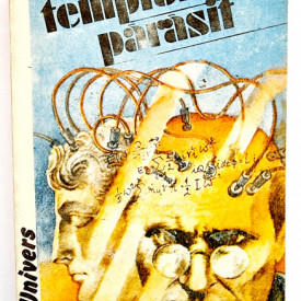 Erwin Wickert - Templul parasit