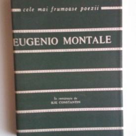 Eugenio Montale - Versuri. Cele mai frumoase poezii