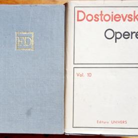 F. M. Dostoievski - Opere 9-10. Fratii Karamazov (2 vol., editie hardcover)