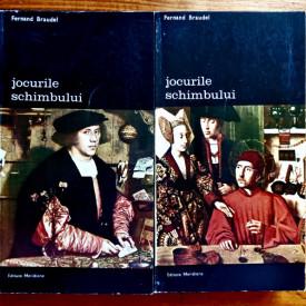 Fernard Braudel - Jocurile schimbului (2 vol.)