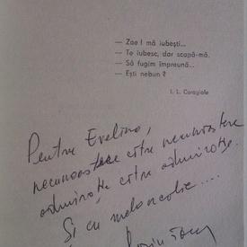 Florin Iaru - Innebunesc si-mi pare rau (cu autograf)