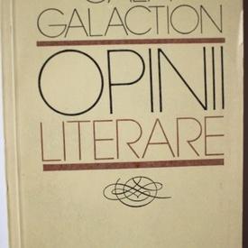 Gala Galaction - Opinii literare