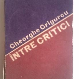 Gheorghe Grigurcu - Intre critici