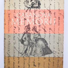Giacomo Casanova - Memorii