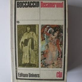 Giovanni Boccaccio - Decameronul (editie hardcover)