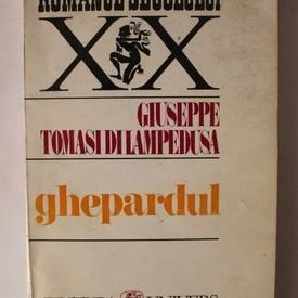 Giuseppe Tomasi di Lampedusa - Ghepardul