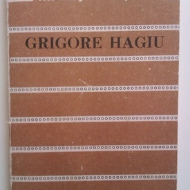 Grigore Hagiu - Poeme. Cele mai frumoase poezii