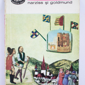 Hermann Hesse - Narziss si Goldmund