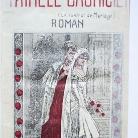 Honore de Balzac - Tainele casniciei (editie hardcover, interbelica, frumos relegata)