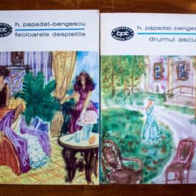 Hortensia Papadat-Bengescu - Fecioarele despletite. Concert din muzica de Bach. Drumul ascuns (2 vol.)