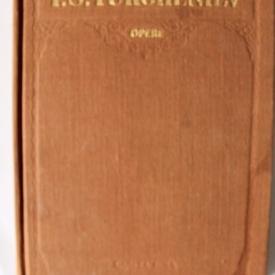 I.S. Turgheniev - Opere III
