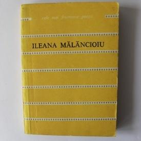 Ileana Malancioiu - Poeme. Cele mai frumoase poezii