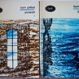 Ion Pillat - Poezii (2 vol.)