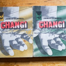 James Clavell - Changi (2 vol.)