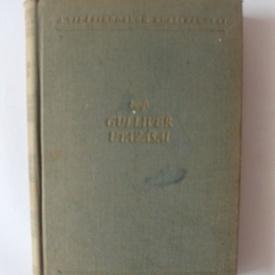 Jonathan Swift - Gulliver utazasai (editie hardcover)