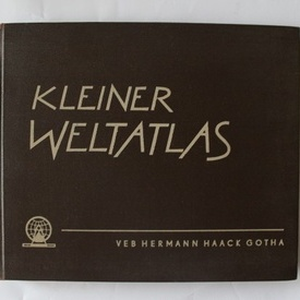Kleiner Weltatlas (editie hardcover, in limba germana)