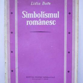 Lidia Bote - Simbolismul romanesc (volum de debut)