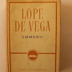 Lope de Vega - Comedii (editie hardcover)
