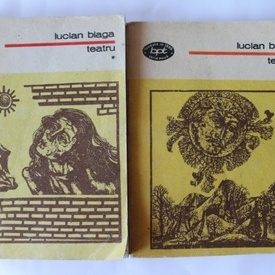 Lucian Blaga - Teatru (2 vol.)