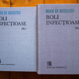 Marin Gh. Voiculescu - Boli infectioase (2 vol., editie hardcover)