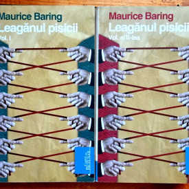 Maurice Baring - Leaganul pisicii (2 vol.)