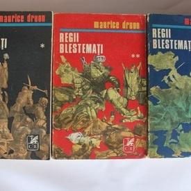 Maurice Druon - Regii blestemati (3 vol.)