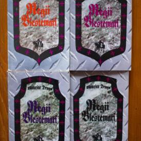 Maurice Druon - Regii blestemati (4 vol.)